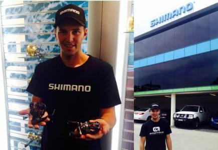 The road trip continues, visiting SHIMANO