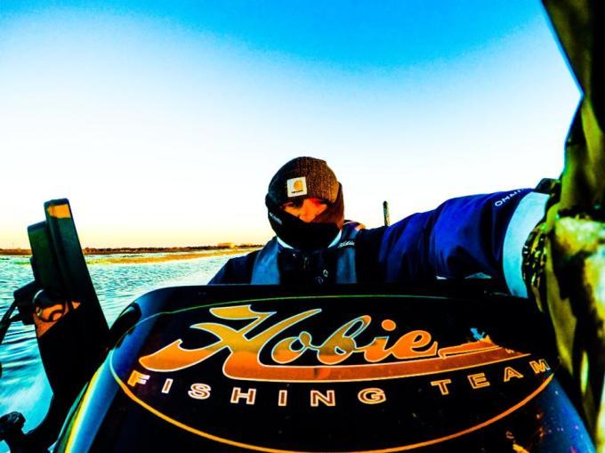 Lake Toho ready