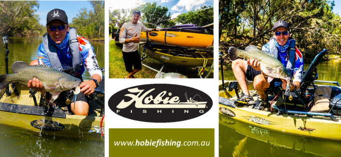 Hobie Fishing web link