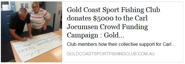 Gold Coast Fishing Club