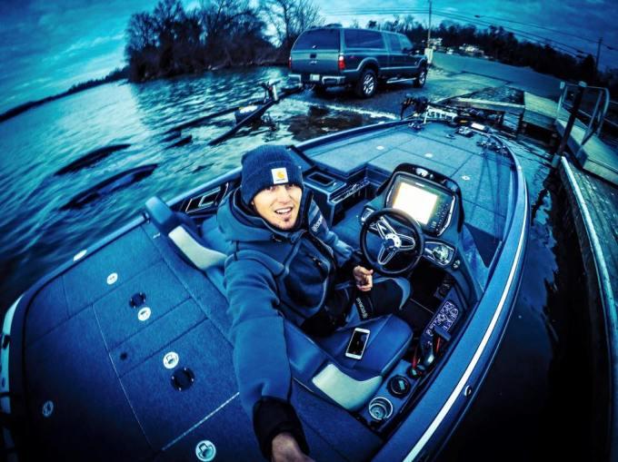 Lake Guntersville Practice