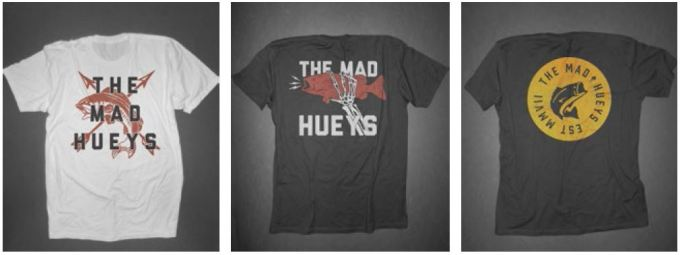 Mad Hueys press release 3