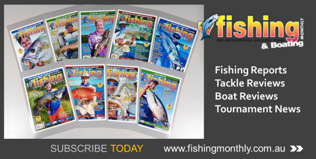 Fishing Monthly July Promo