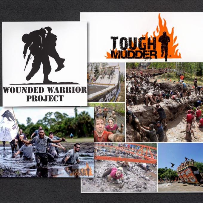 Helping the Wounded Warriors Project