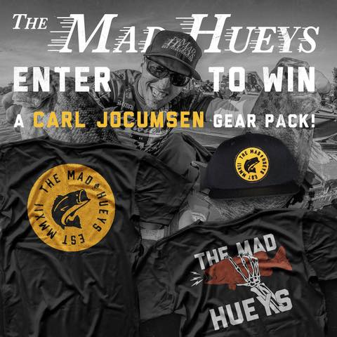 The Mad Hueys are giving away my sick new gear pack to my Facebook Supporters!