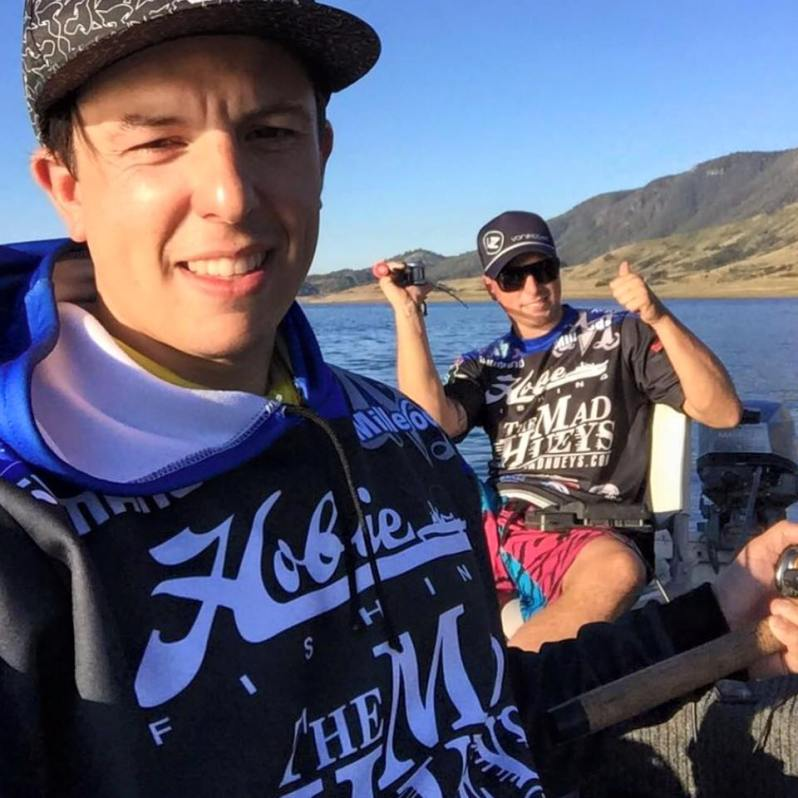 Absolutely insane support from @caltrey and @joshatrew and the Aussie fishing community!