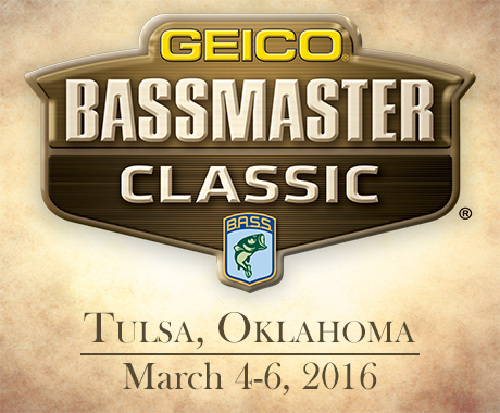 Bassmaster 2016 Classic