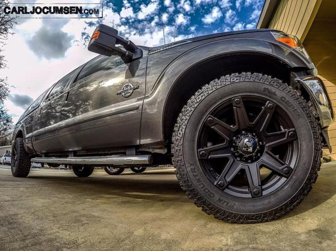 Dick Cepek Tires - All Terrain for long hauls