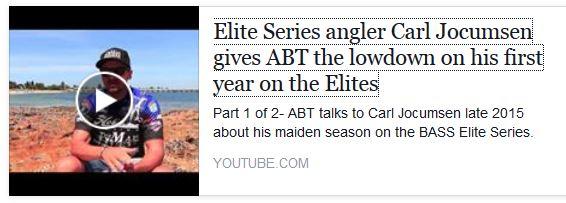 Elite Series Rookie Year ABT Interview