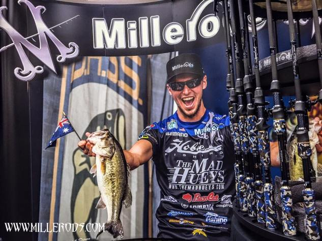 Bassmaster Classic Expo is open