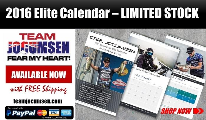 Carl Jocumsen Calendar Sale