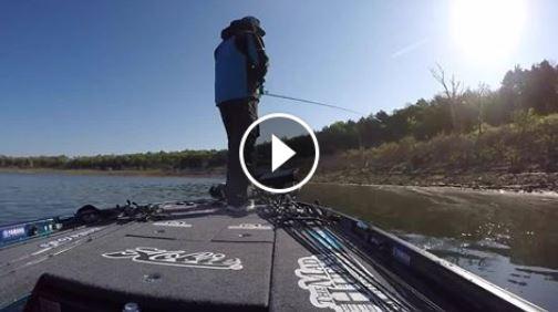 Video recap Bull Shoals Norfork and Wheeler Lake