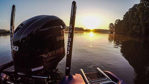 James River Open practice