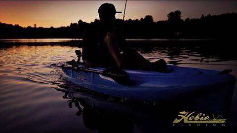 My Hobie OutBack Kayak