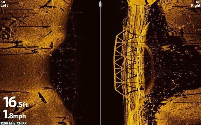 Humminbird Mega Imaging 🖥🐟🎣👌 Carl Jocumsen